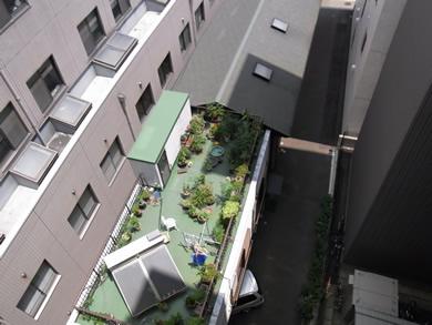福岡 賃貸 屋上からの景色.jpg
